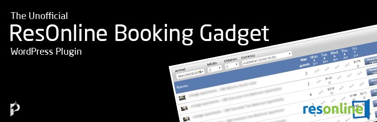 ResOnline Booking Gadget WordPress Plugin